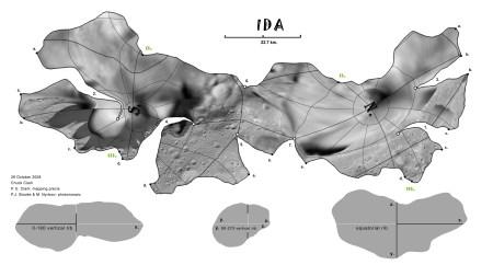 Cut'n'Fold Ida